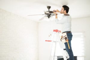 Electrician To Install Your Ceiling Fan